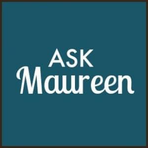 Ask Maureen link