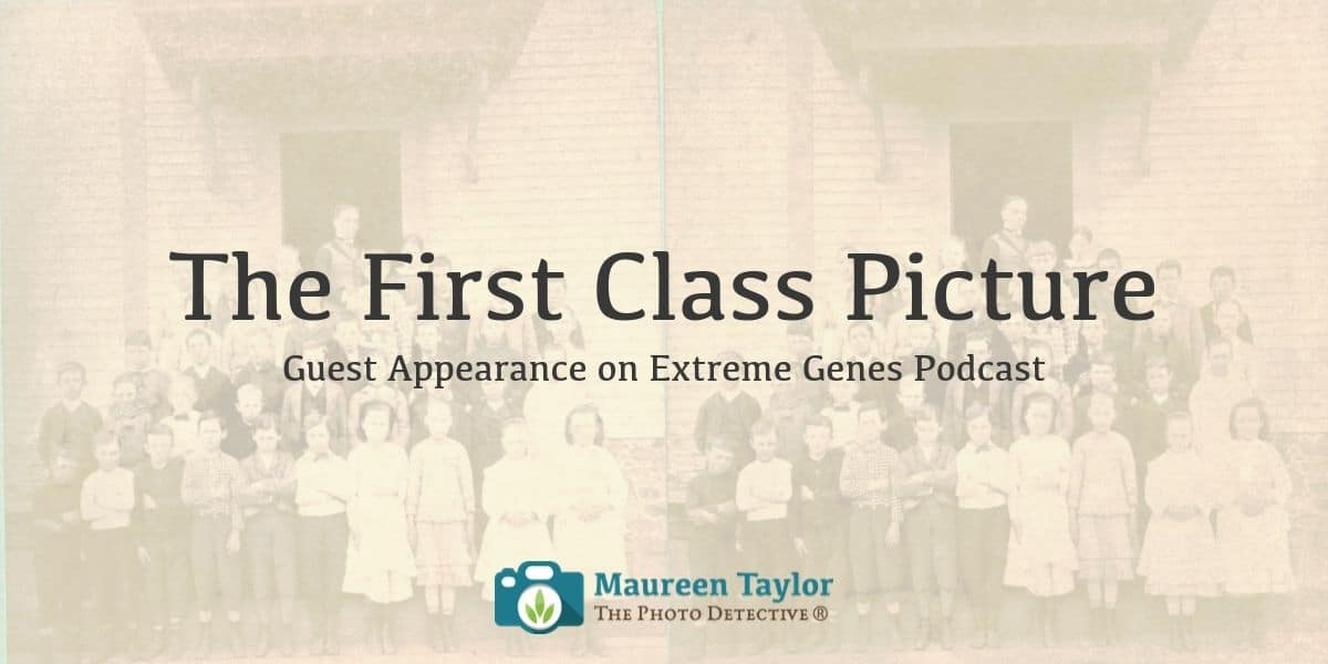 The First Class Picture - Guest Appearance on Extreme Genes Podcast